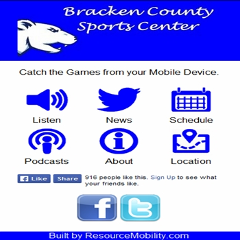 Bracken Co. Sports Network Mobile