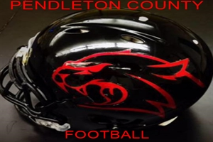 PCHS WILDCATS FOOTBALL LOGO