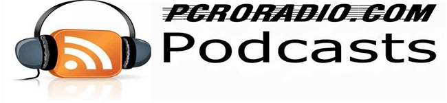 PCRO PODCAST LOGO