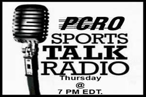 Thursday Night Sports Talk